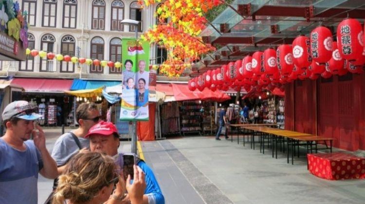 Tastes of Chinatown Walking Tour: Singapore