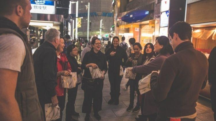 Tastes Of Tokyo After Dark