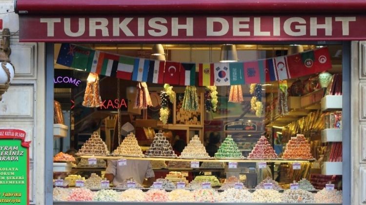 Tasty Delights of Istanbul at Night