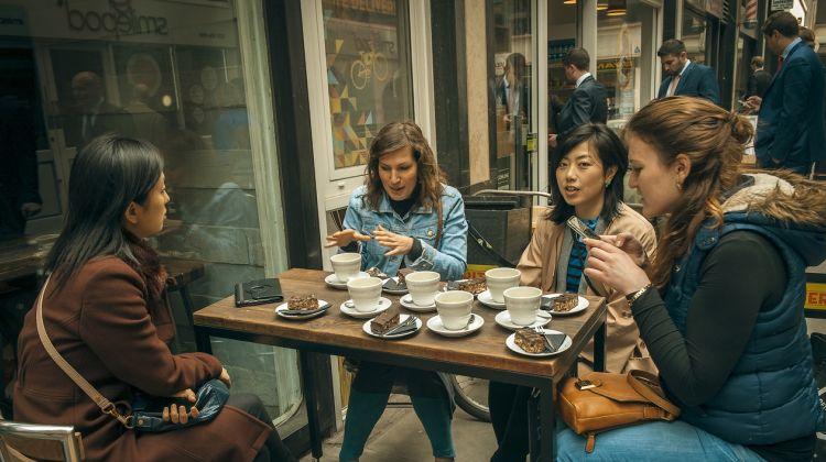 Tea Tour with Tea Tasting and Snacks