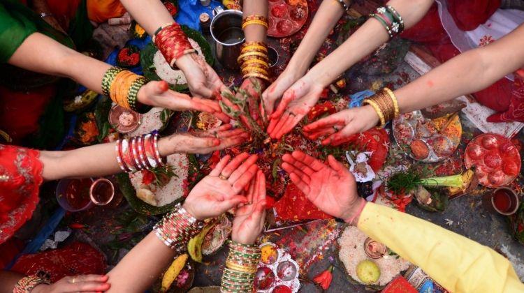 Rituals of Teej Festival