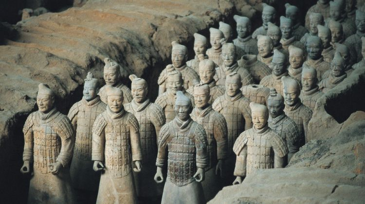 Terracotta warriors & city wall private tour
