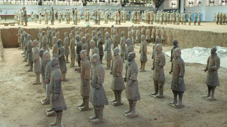 Terracotta Warriors Tour with Xi'an Airport Transfer