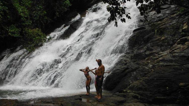 Thai muang turtles & waterfalls day trip