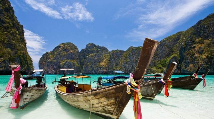 Thailand Beaches West Coast (Nov - Apr)