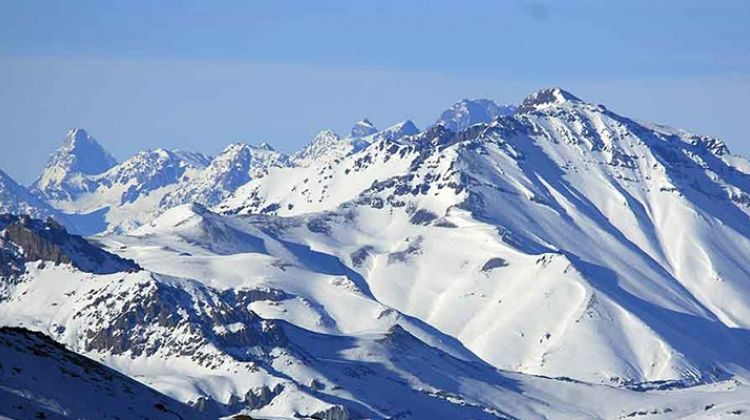 The Andes Mountains Tour -Full day exploring, or skiiing!
