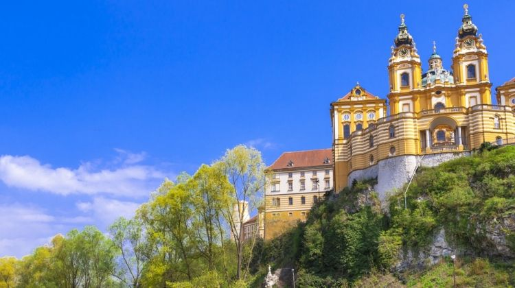 The beautiful blue Danube from Passau to Budapest (port-to-port cruise)