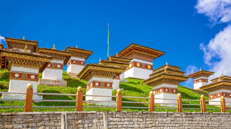 The Best Of Bhutan- 6 Days