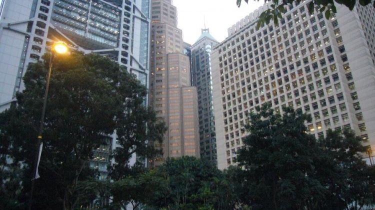 The Changing Faces of Hong Kong