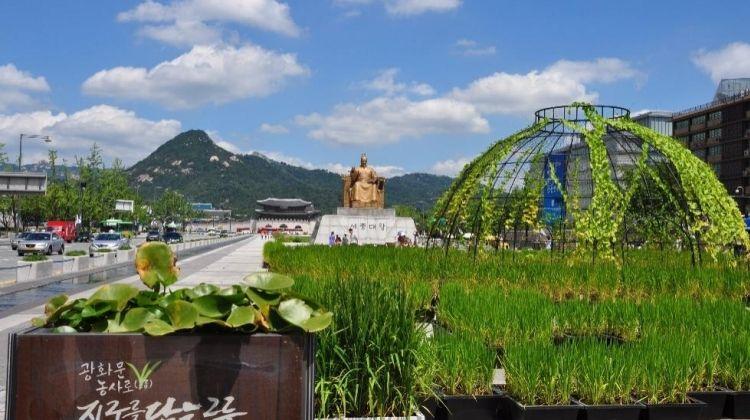 The City of Seoul