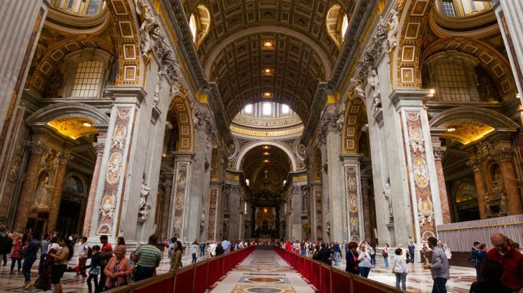 The Complete Vatican Tour