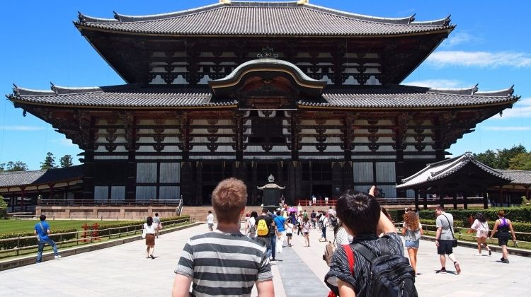 The Essence of Nara: Big Buddha, Bambi and Backstreets