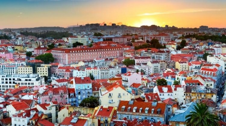 The Exotic Delights of Lisbon at Night