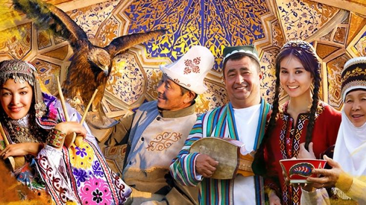The Five Stans of Central Asia