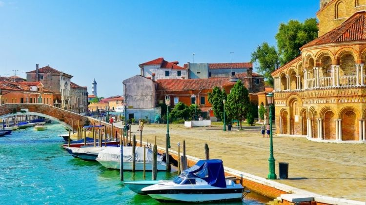 The gems of Venice (port-to-port cruise)