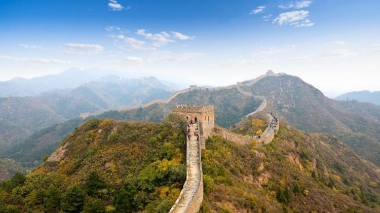 The Great Wall Discovery