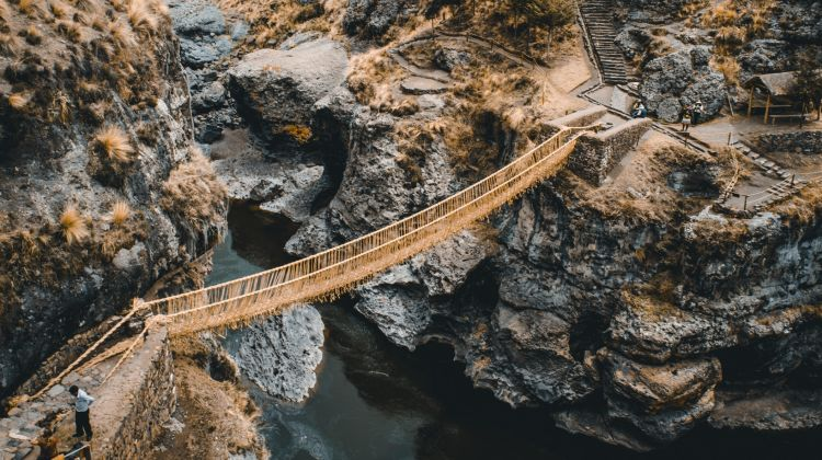The Last Inca Bridge & Four Lagoon Tour