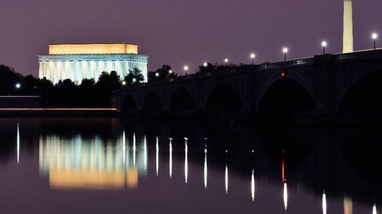 The Lights Of Washington DC Tour