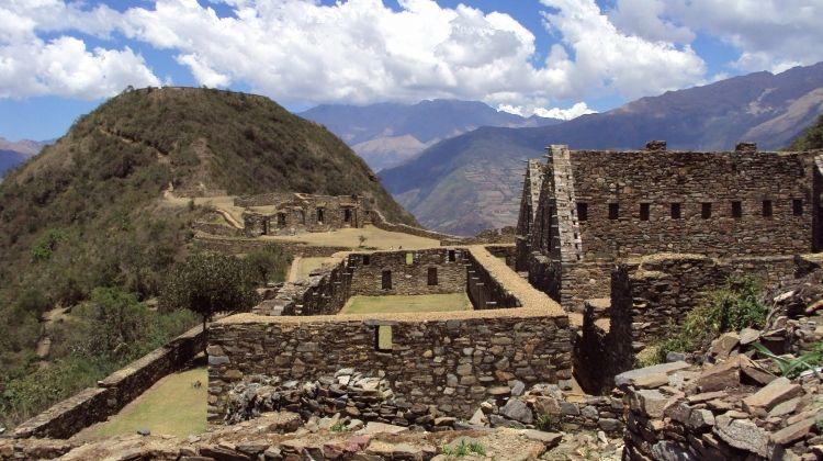 The Lost City of Choquequirao