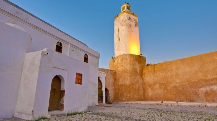 The Moroccan Cuisine And Flavours, Self-drive