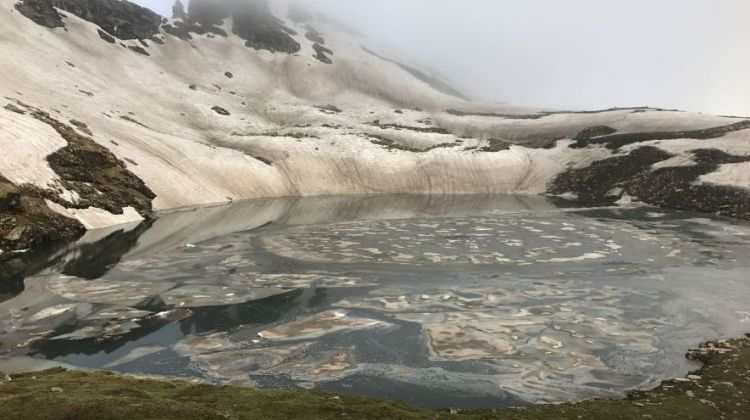 The Pool of Gods: Brighu Lake Trek