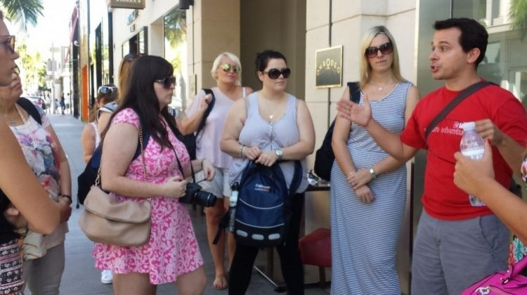 """The """"Real"""" Beverly Hills Tour"""