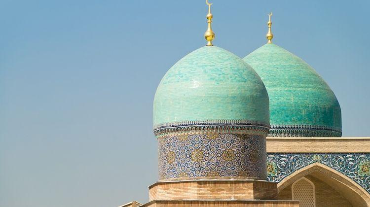 The Silk Road of Kyrgyzstan and Uzbekistan