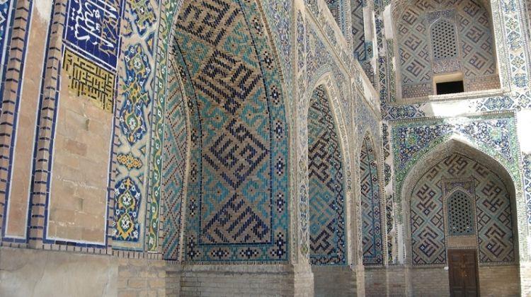 The Silk Road of Uzbekistan