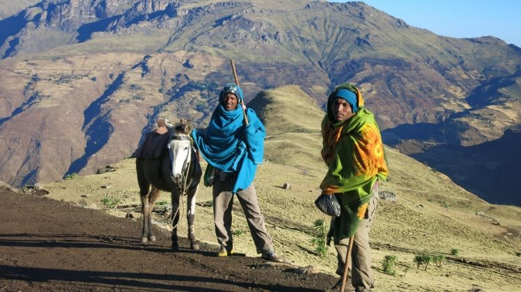 The Simien Mountains Trek