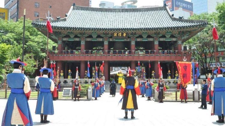 The Soul of Seoul