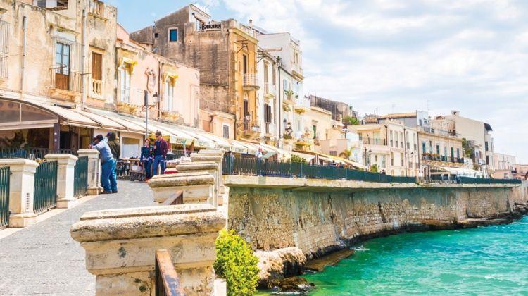 The Splendours of Sicily