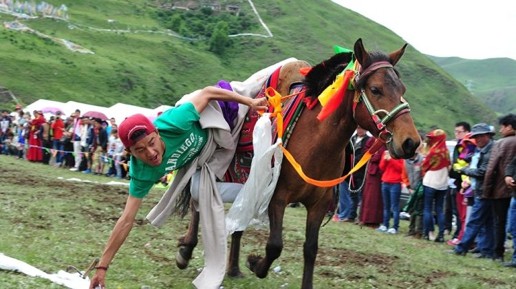 The Tagong Horse Festival of Ancient Kham