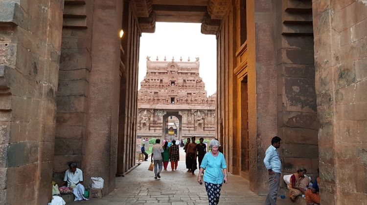The Temple Run: Tamil Nadu