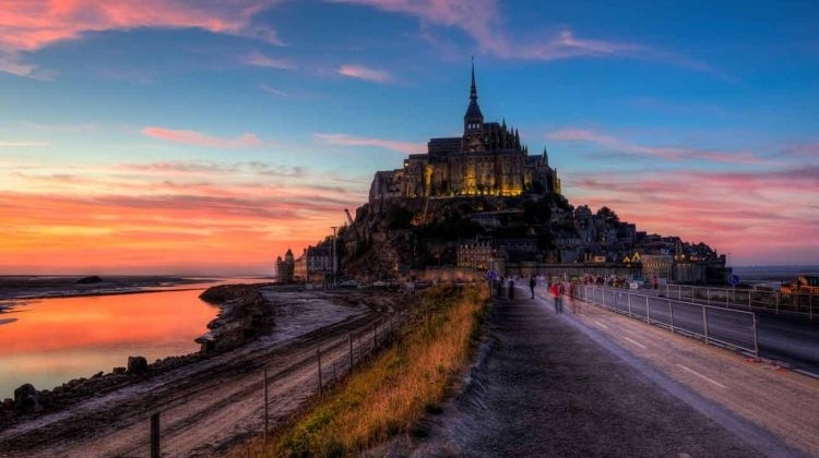 The Treasures of France including Normandy