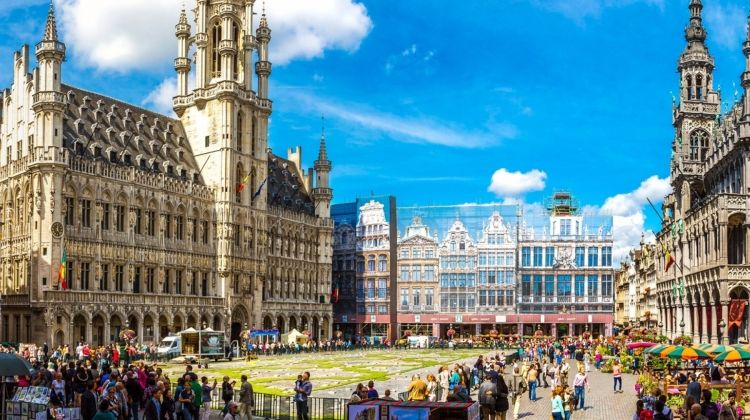 The Treasures of North - Through two extraordinary countries: Belgium and The Netherlands
