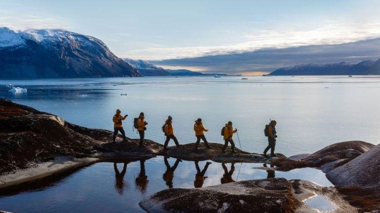 Three Arctic Islands: Iceland, Greenland, Spitsbergen