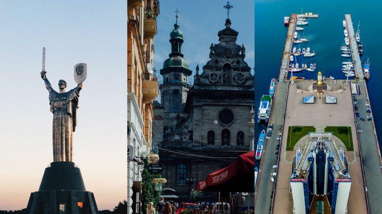 Three Cities Of Ukraine: Kiev, Lviv & Odessa