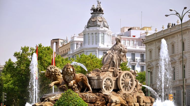 Three Cities Tour of Spain