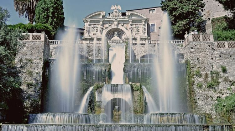 Tivoli and its Villas Tours
