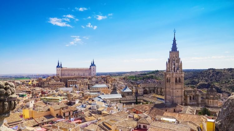 Toledo Full Day, Cathedral and Bracelet