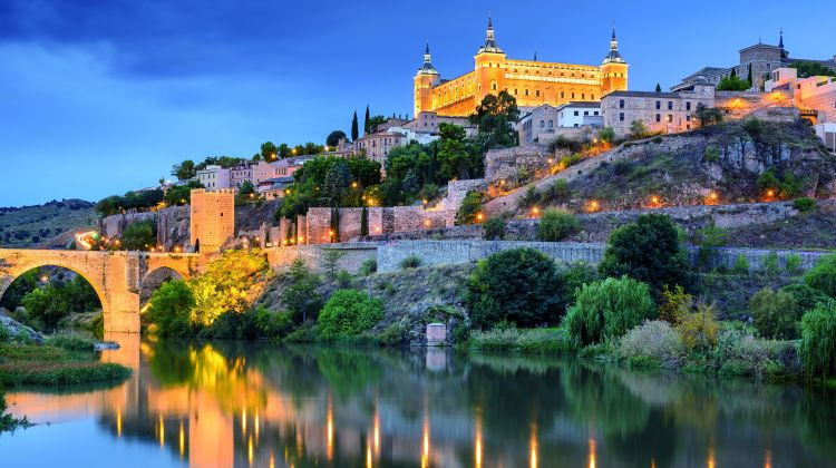 Toledo The City of the Three Cultures Half Day Tour