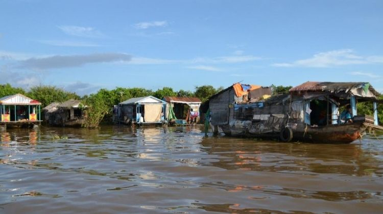 Tonle Sap Experience