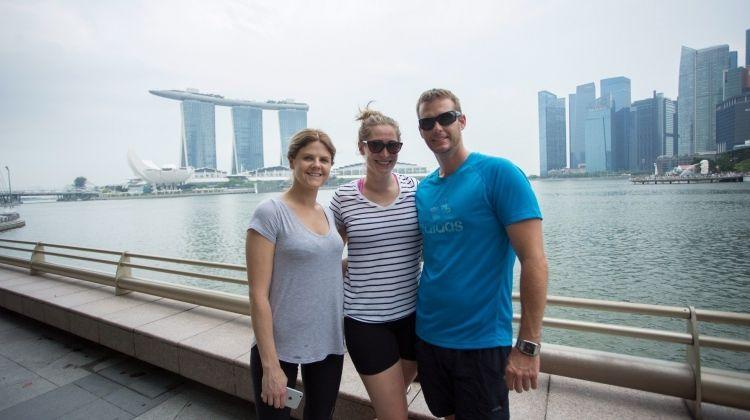 Total Singapore Tour