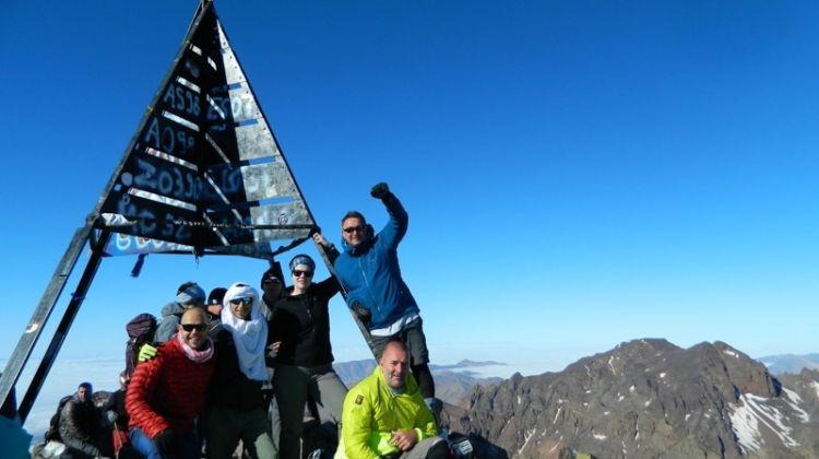 Toubkal Climb - Long Weekend