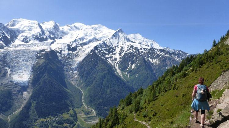 Tour du Mont Blanc Camping Trek