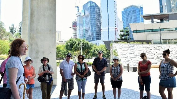 Tour To Brisbanes Colonial Tales