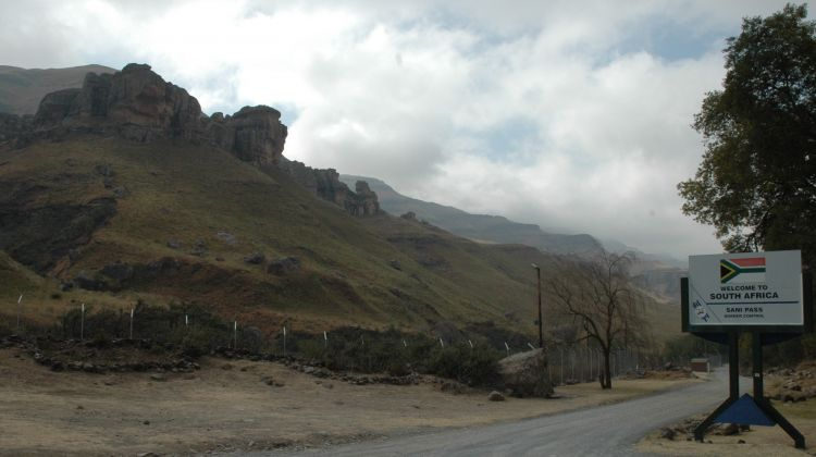 Tour to Sani Pass & Lesotho