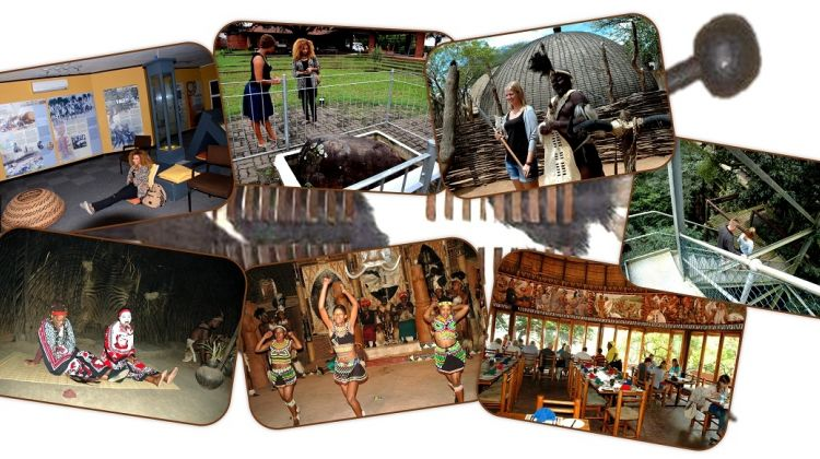 Tour to Shakaland And History Of Zulu Culture