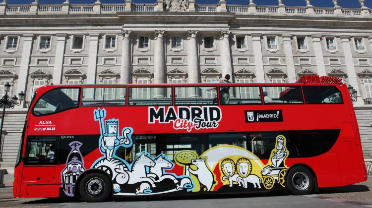 Touristic Card Attraction Iventure Madrid