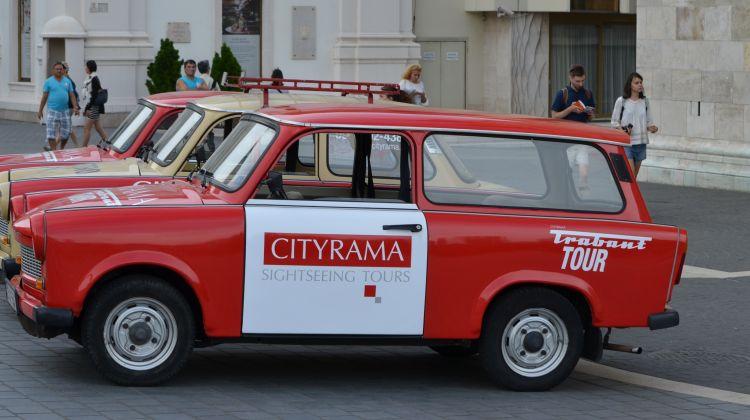 Trabant City Tour